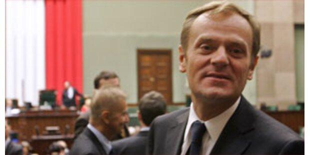 Kaczynski schlägt Tusk als Regierungschef vor