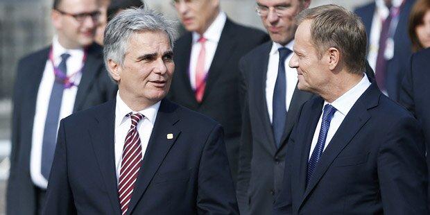 EU-Präsident Tusk plant keien Sondergipfel