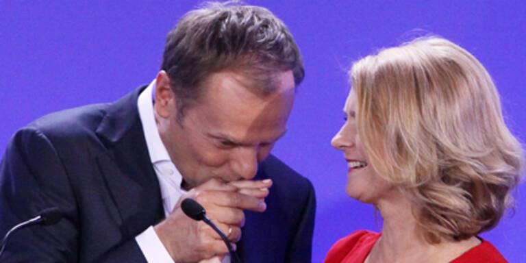 Regierungspartei gewinnt Wahl in Polen