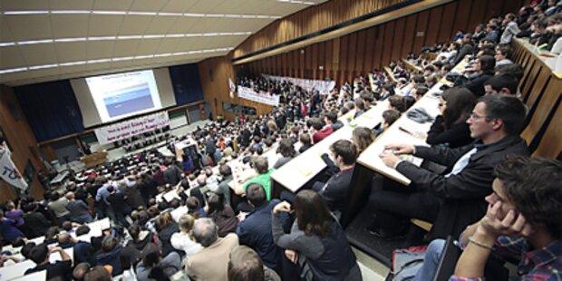 Studium an der TU Wien bleibt gratis