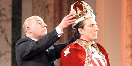 Comeback: Kaiser lädt zu Ritterspielen