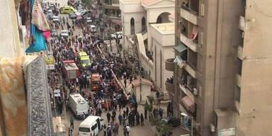 Bomben-Anschlag auf Kirche: Über 20 Tote