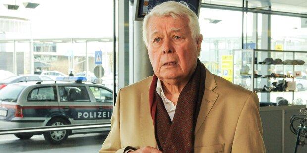 Peter Weck: Rückkehr ins TV