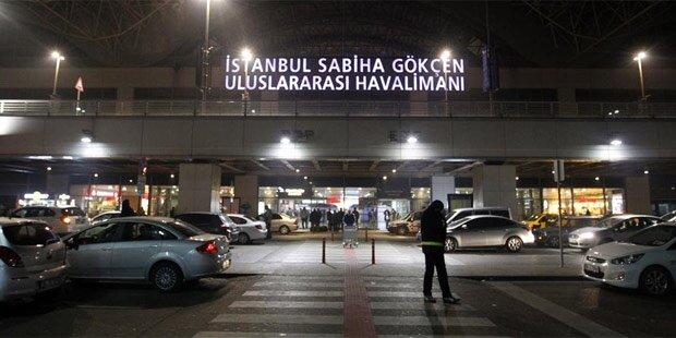 Istanbul: Explosion auf Flughafen