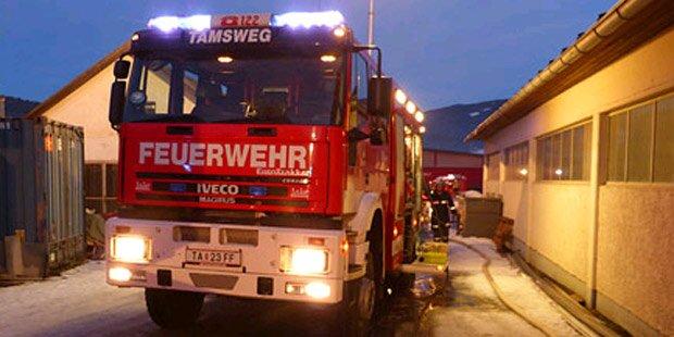 Tamsweg: Großbrand im Zentrum