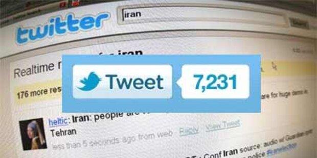 Twitter bringt offiziellen Tweet-Button