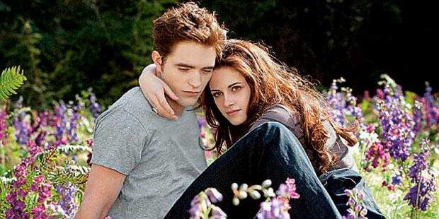 Neue Twilight-Bilder: Harmonie nur im Film