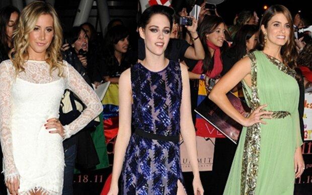 Die Roben der Twilight-Premiere