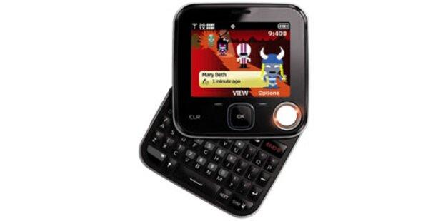 Neues Desinger-Stück: Nokia 7705 Twist