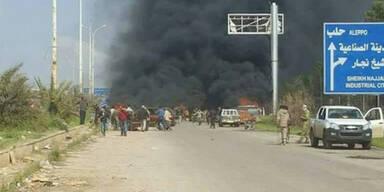 Tote bei Anschlag auf Bus-Konvoi