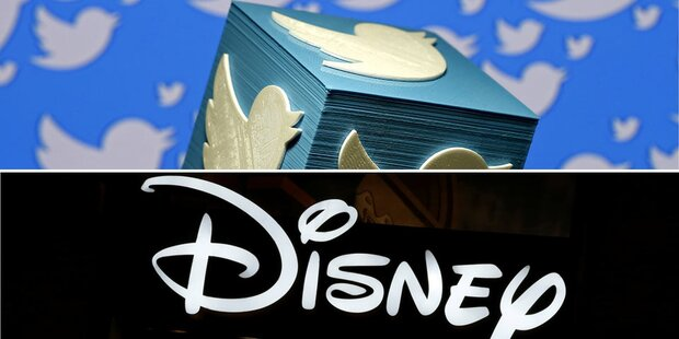 Disney prüft Kauf von Twitter