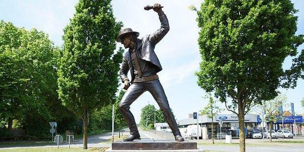 Statue von Rocksänger Udo Lindenberg gestohlen