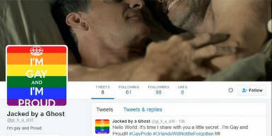 Schwulenpornos auf ISIS-Twitter-Accounts