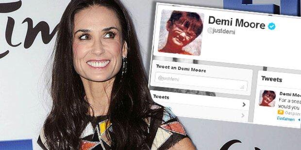 Demi Moore: Nicht mehr