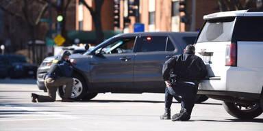 Schuss-Fehlalarm an US-Uni – Panik