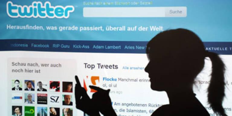 Internet-Dienst Twitter wird 5 Jahre alt