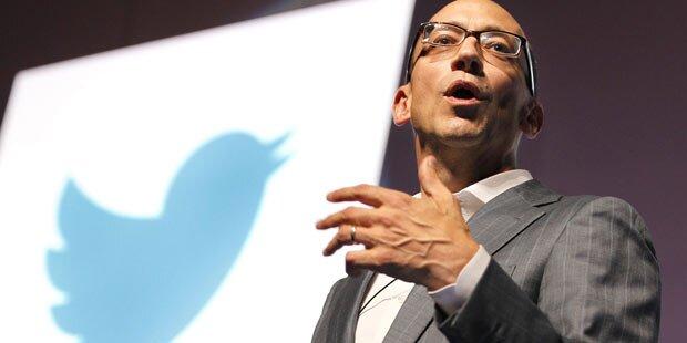 Paukenschlag: Twitter-Chef tritt zurück