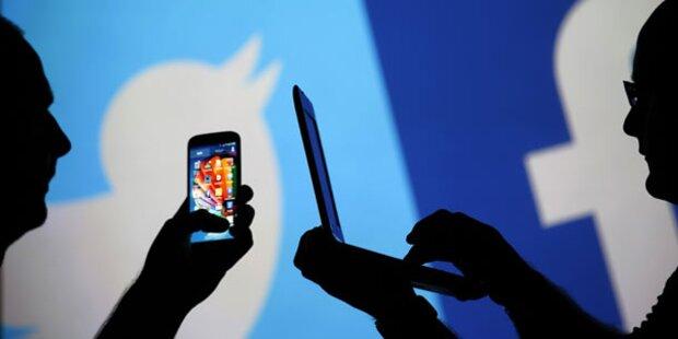 Soziale Netzwerke boomen in Österreich