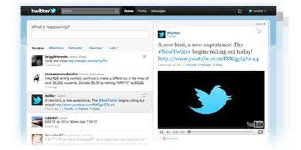 Twitter setzt jetzt auf den iPad-Look