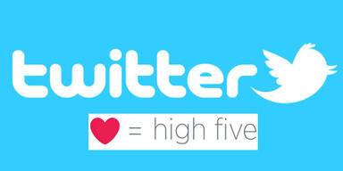 Neues Twitter-Symbol für Favoriten