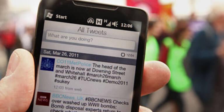 """Twitter schafft seinen """"Trend-Balken"""" ab"""