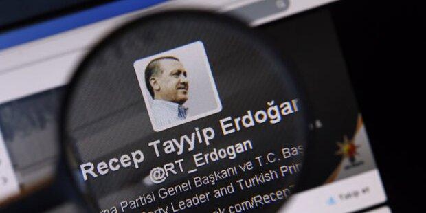 Gericht stoppt Erdogans Twitter-Blockade