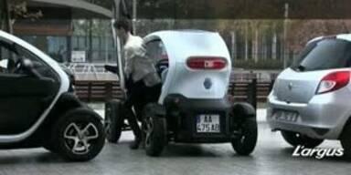 Der neue Renault Twizy