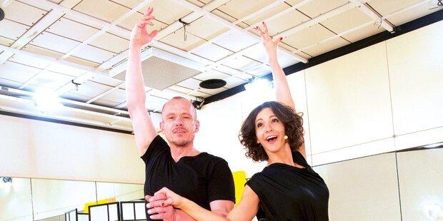 Keszler: Cha-Cha-Cha als 1. Tanz