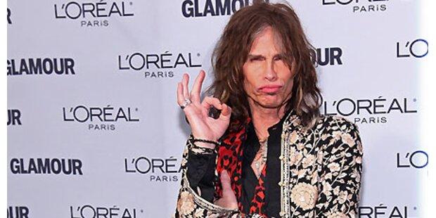 Steven Tyler: Kein Aerosmith-Ausstieg
