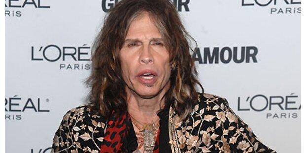 Steven Tyler verlässt Aerosmith!