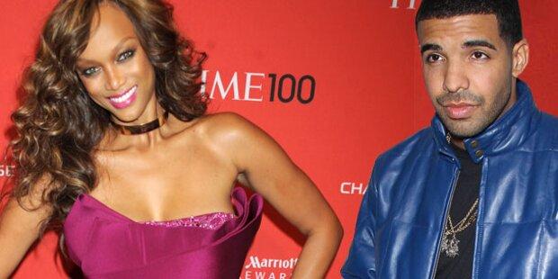Tyra Banks: Ist Rapper Drake ihr Neuer?