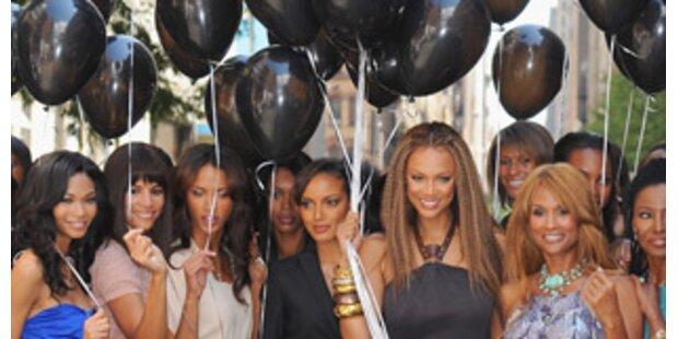 Tyra Banks feiert