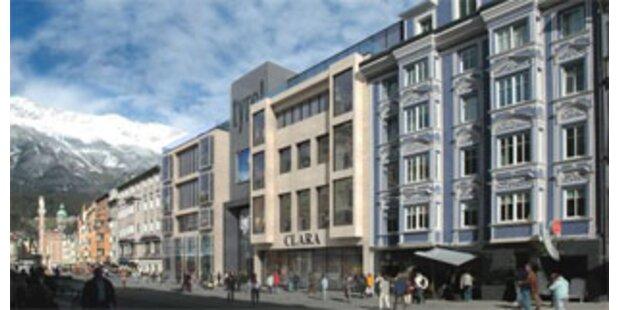 Kaufhaus Tyrol wird um 35 Mio. teurer