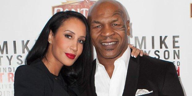Tyson-Ehefrau von Ex-Geliebter bedroht
