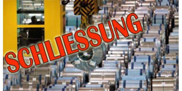 ThyssenKrupp will Werk in Gratkorn schließen