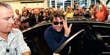 Heute landet Tom Cruise in der Oper