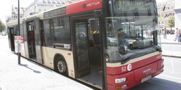 Neues Ordnungsamt fährt mit dem Bus