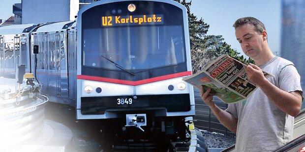 Streit um U-Bahn-Boxen endet mit Vergleich