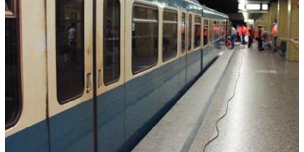 Erneut brutale Schlägereien in deutschen U-Bahnen