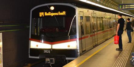 Gratis-WLAN im Wiener U-Bahn-Netz