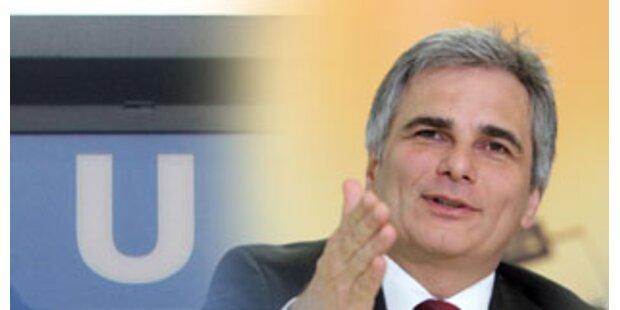 Salzburg treibt U-Bahn-Projekt voran