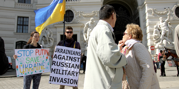 Ukraine gipfel wien