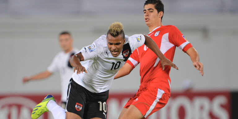 ÖFB-Youngsters verpassen WM-Achtelfinale