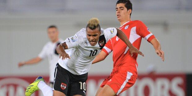 Jungstar Lazaro im ÖFB-Team