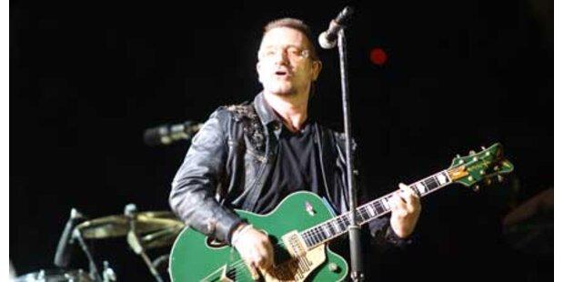 Gibt es zweites U2-Konzert?