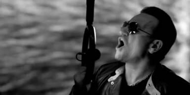 "U2 präsentieren Clip zu ""Invisble"""
