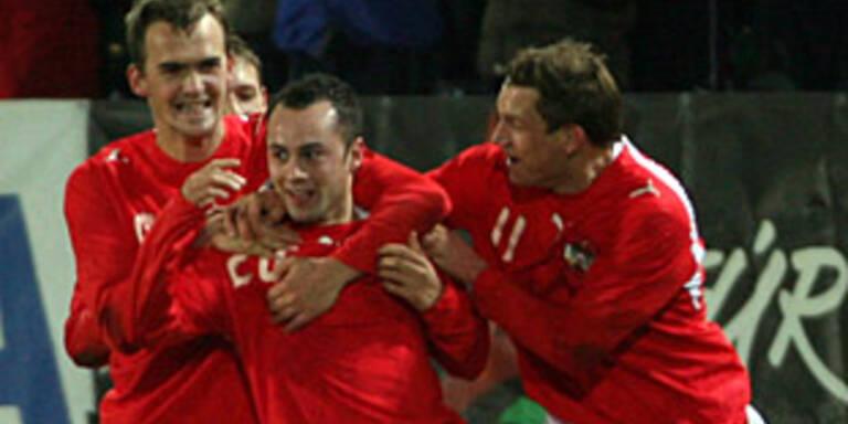 U21 erkämpft 3:2 gegen Belgien