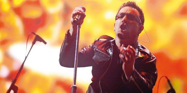 Terror-Alarm bei U2-Konzert
