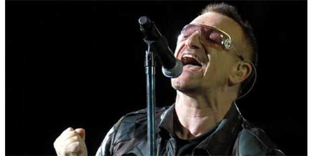 Neue Hits von U2 bis Oasis