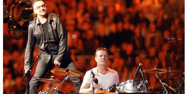 U2 Tickets für Mega-Event zu gewinnen!